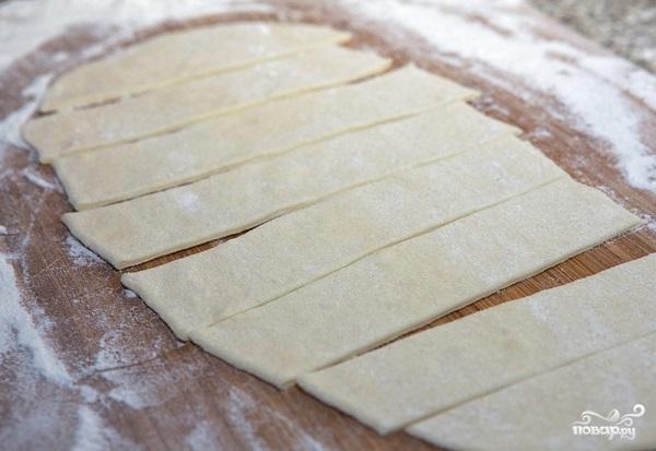 Тарарушки на кефире - фото шаг 10