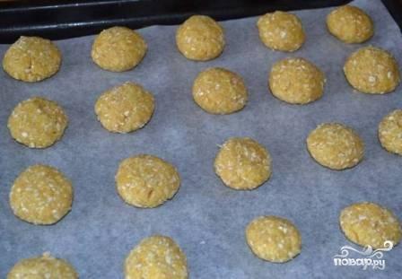 Овсяное печенье из геркулеса - фото шаг 7