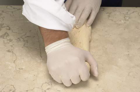 Тесто для штруделя - фото шаг 2