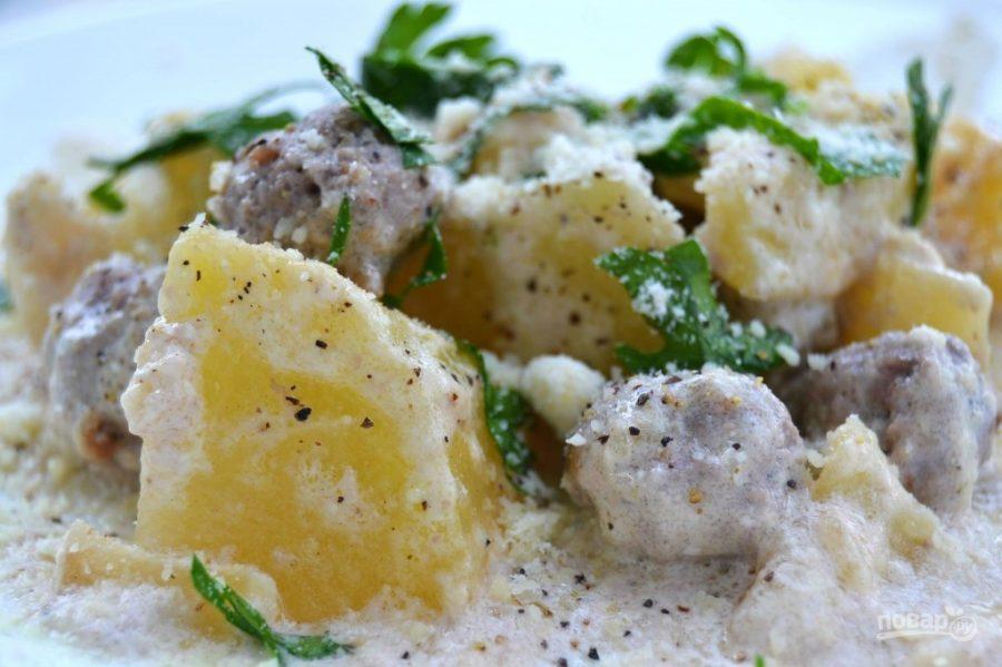 Куриная грудка в сливочном соусе рецепт с фото пошагово 55