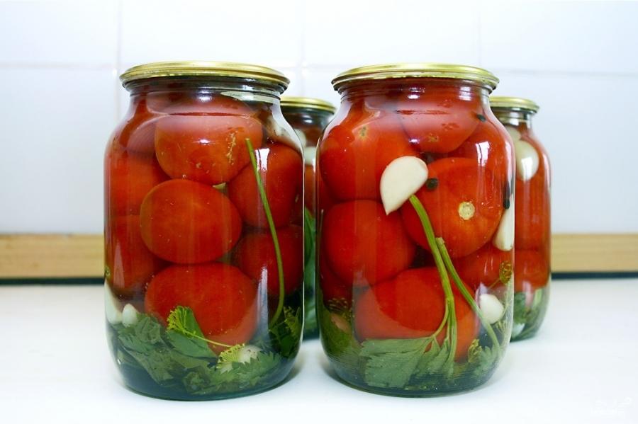 Маринованные помидоры - фото шаг 3