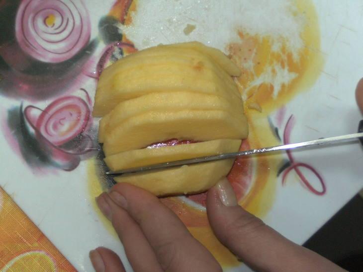 Варенье из яблок в хлебопечке - фото шаг 2