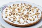 Ореховый торт в мультиварке