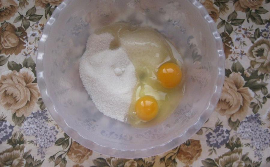 Печенье тертое с вареньем - фото шаг 1