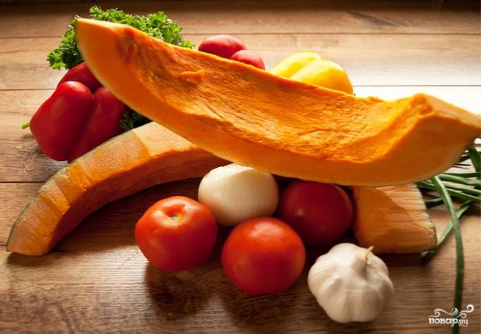 Рецепт Суп из тыквы для похудения