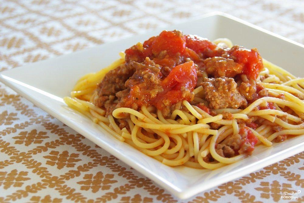 Рецепт Мясо в остром соусе