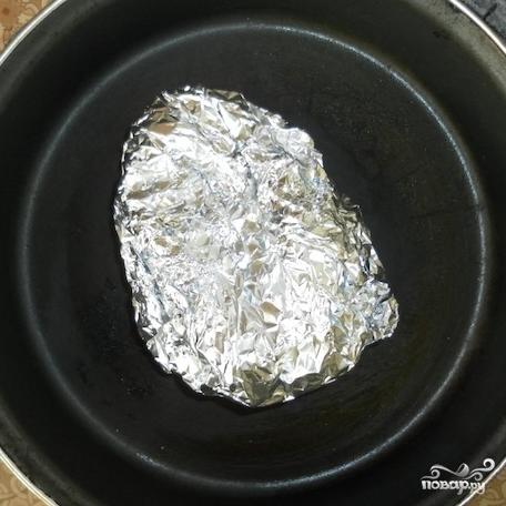 Куриная грудка в мультиварке - фото шаг 4