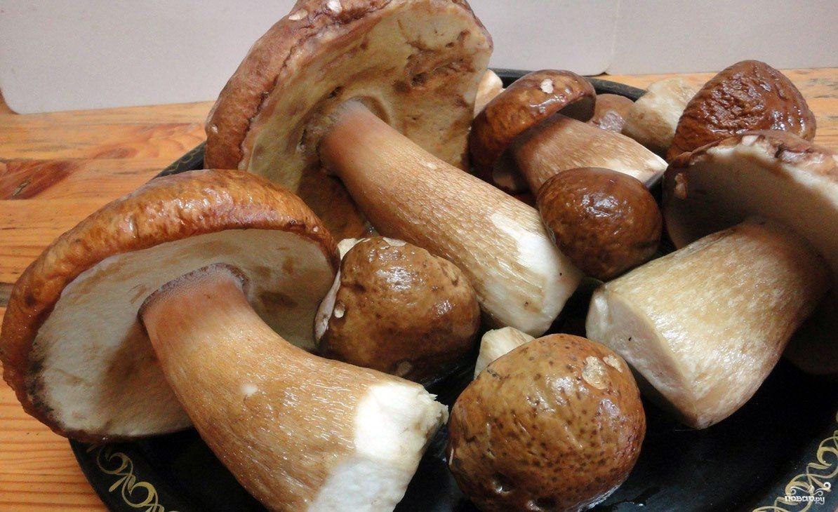 рецепт салат баклажаны грибы маринованные