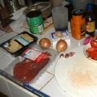 Рецепт Тайская говядина чили
