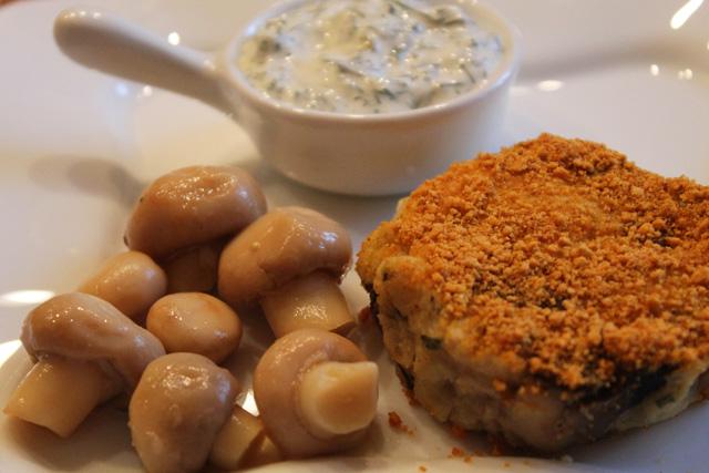 Картофельные котлеты в духовке - фото шаг 9