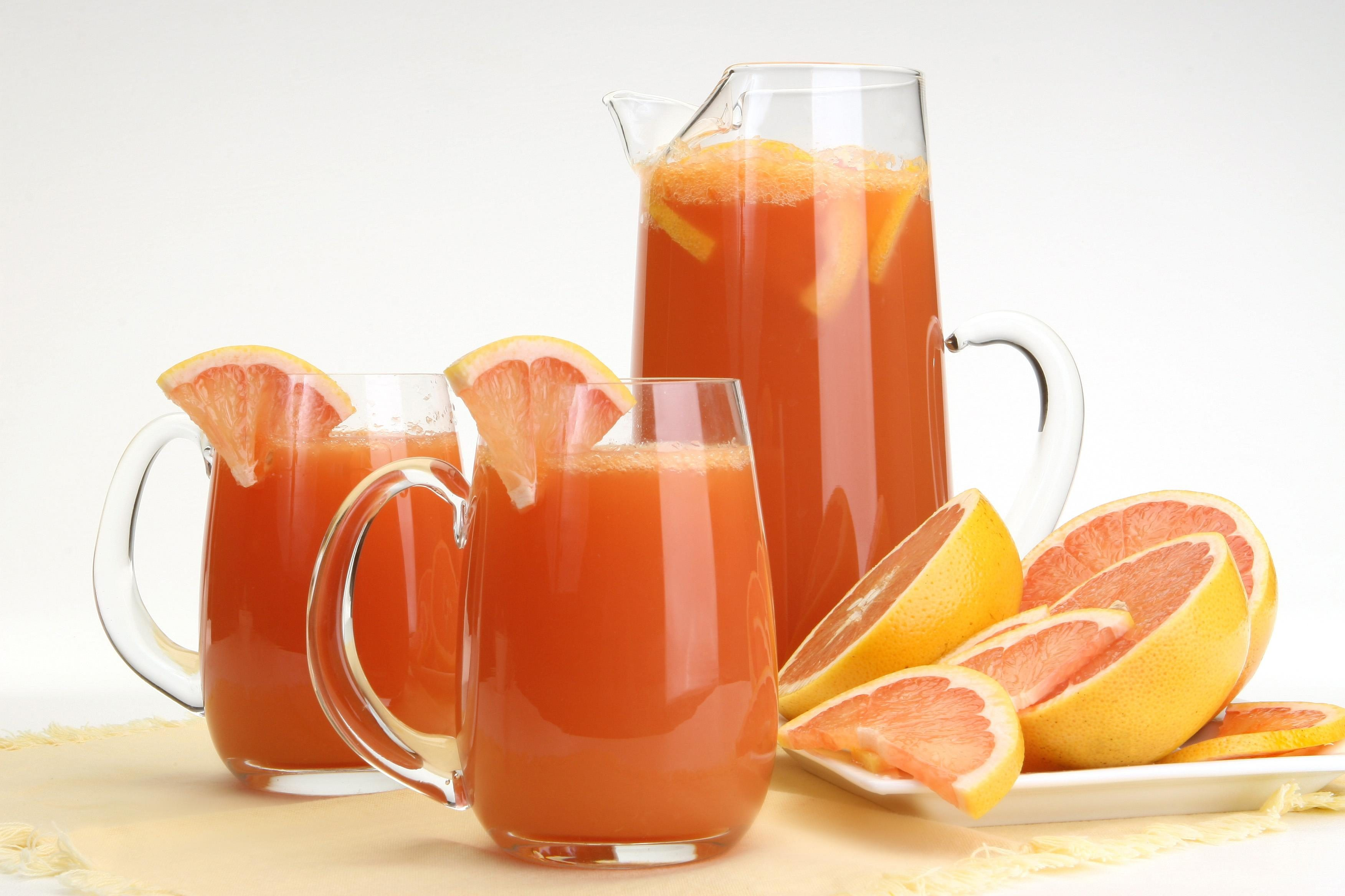Рецепт Грейпфрутовый сок