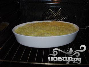 Картофельная запеканка с мясом и сыром - фото шаг 6