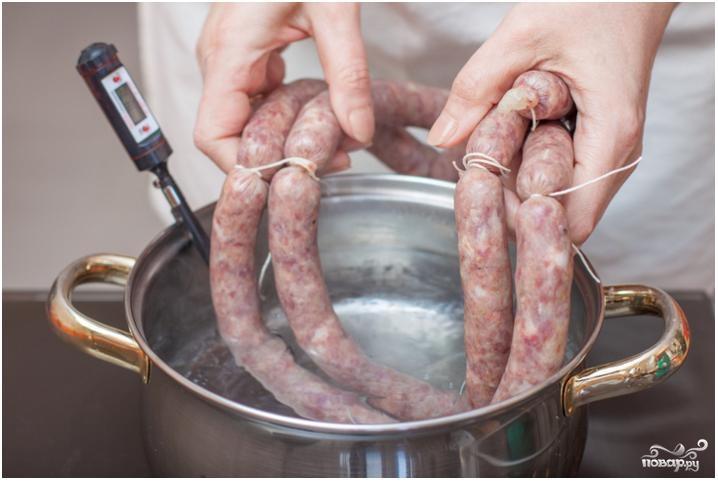 Венские колбаски - фото шаг 6