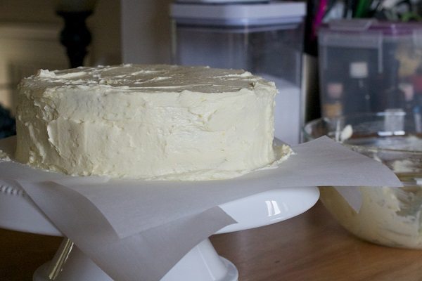 Торт на день рождения мужу - фото шаг 13