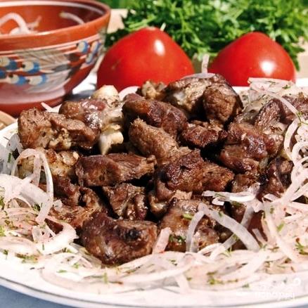 казан котлет по азербайджански рецепт с фото