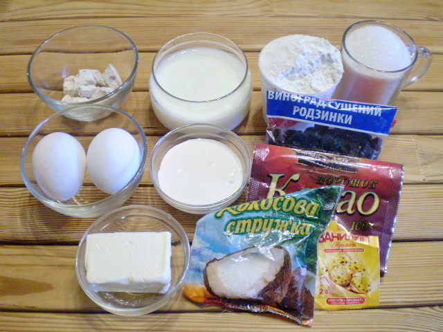 Рецепт Кулич на сливках