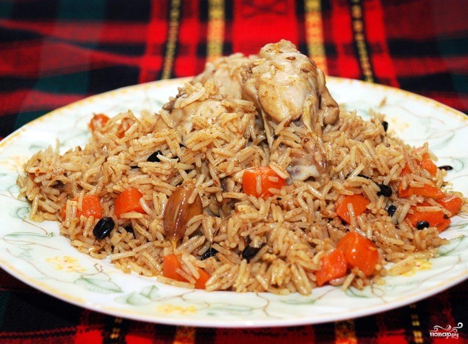 диетический рецепт рис с курицей