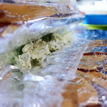 Стейк на кости с зеленым маслом - фото шаг 5
