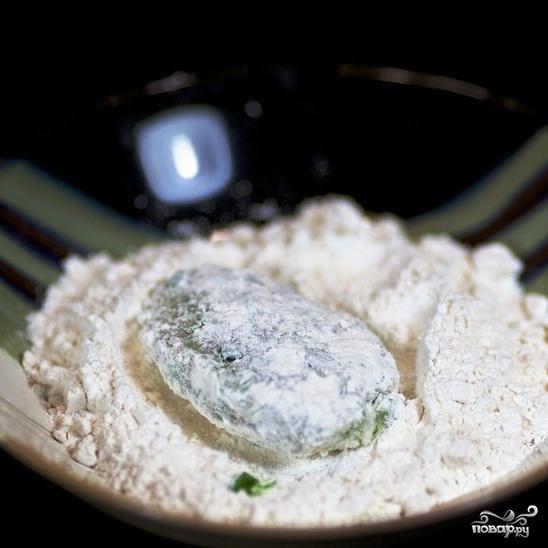 Рыбные котлеты с рисом - фото шаг 12