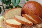 Очень вкусный домашний хлеб на кислом молоке