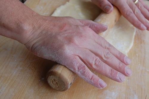 Пирог с карамелью - фото шаг 2