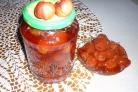 Варенье из яблок Китайка