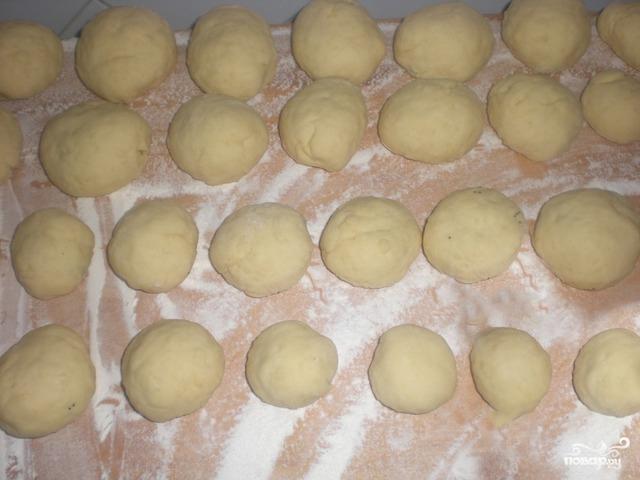 Пончики с маком - фото шаг 3