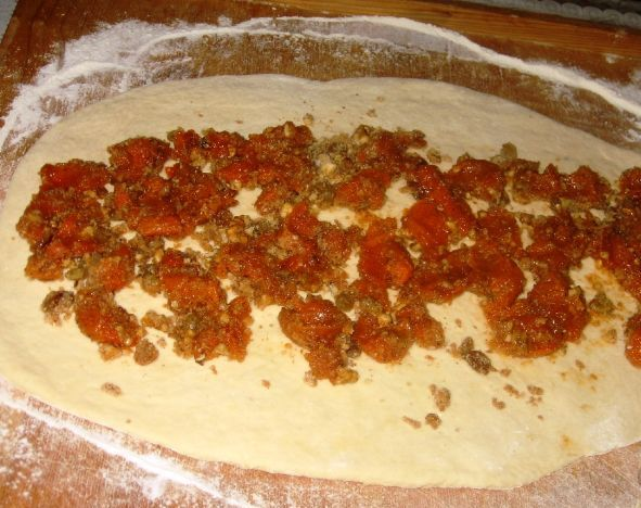 Пирог с абрикосовым вареньем - фото шаг 3
