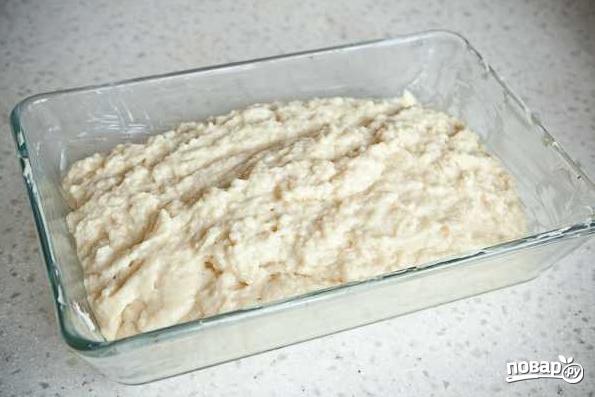 Пирог из манки - фото шаг 4