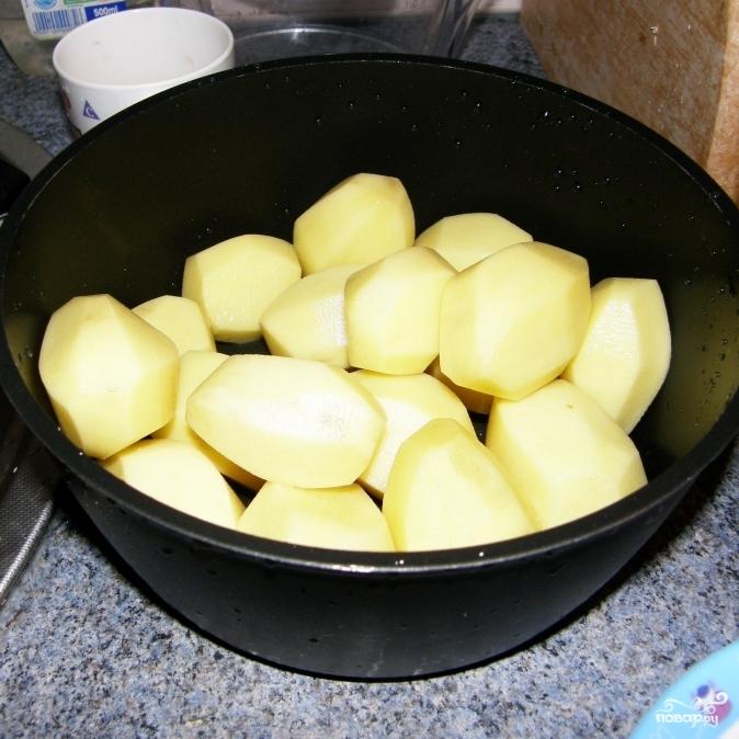 Рецепт Запеканка из картофеля и мясного фарша