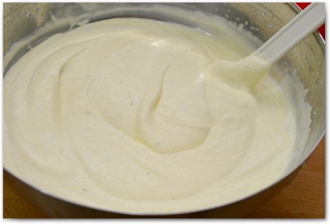 Вишневый чизкейк без выпечки - фото шаг 15