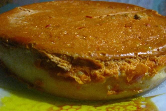 Пирог с мясом в мультиварке - фото шаг 9