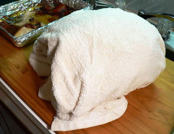 Запеченное мясо в духовке - фото шаг 12