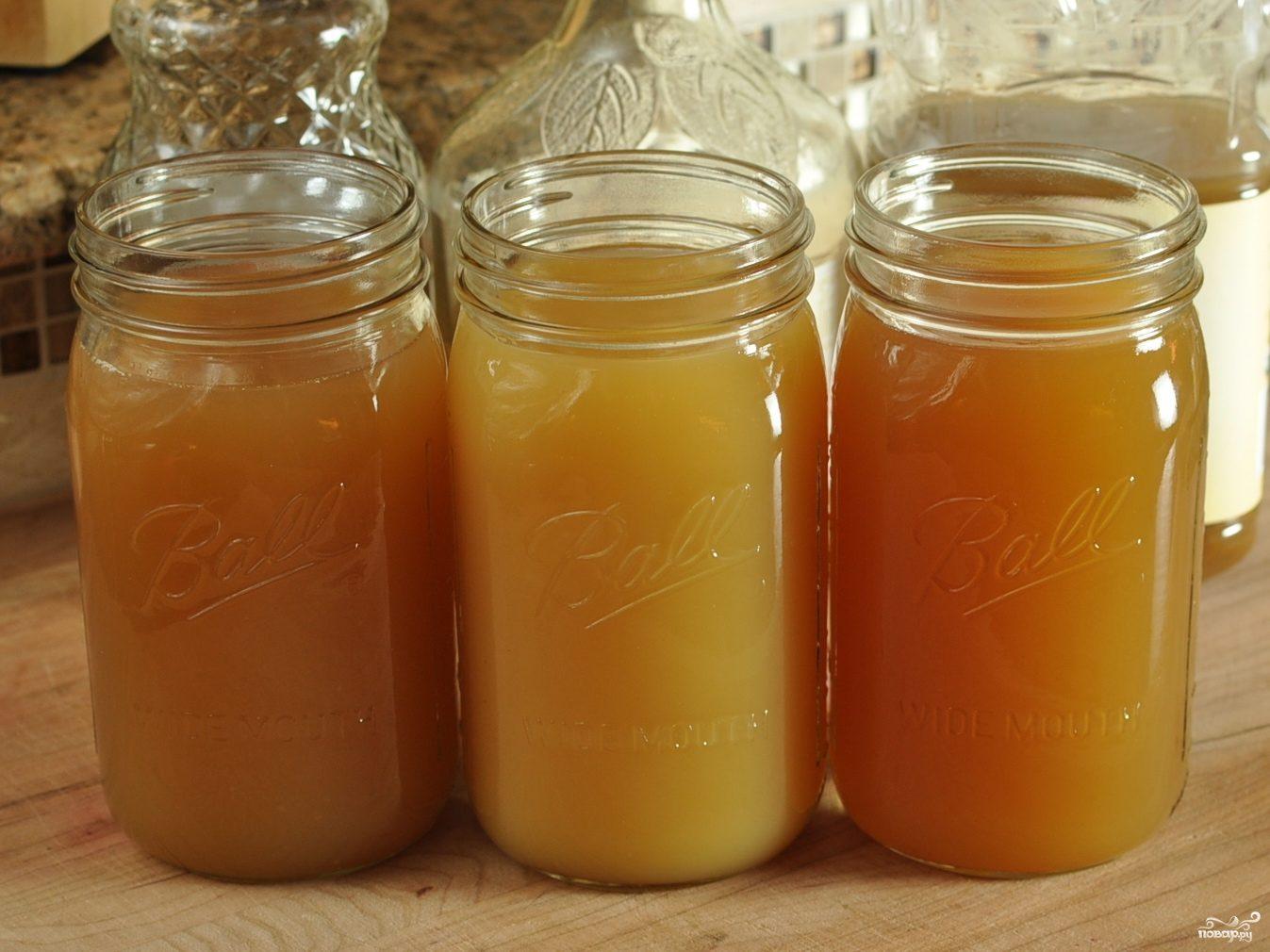 Сидр из яблочного сока