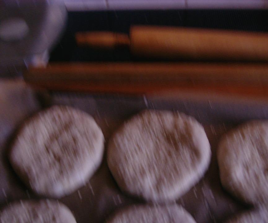 Лепешки с мясом - фото шаг 4
