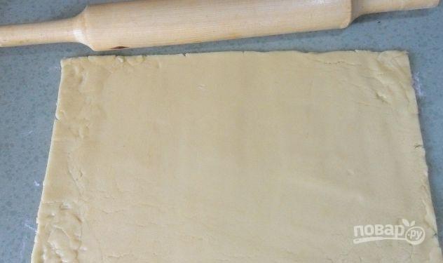 Печенье из маргарина - фото шаг 5
