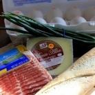 Рецепт Запеченный багет на завтрак