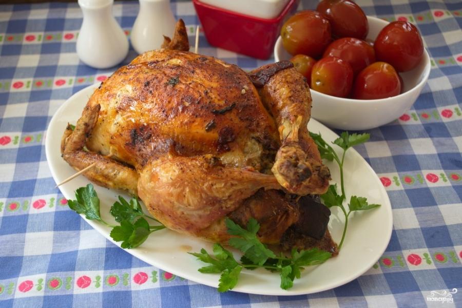 Курица по-тацински - фото шаг 6