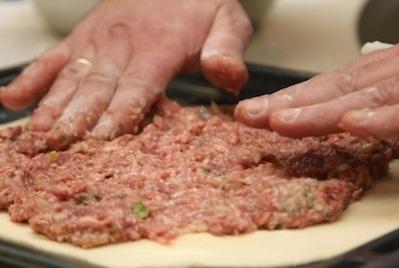 Фыдчин осетинский с мясом - фото шаг 4