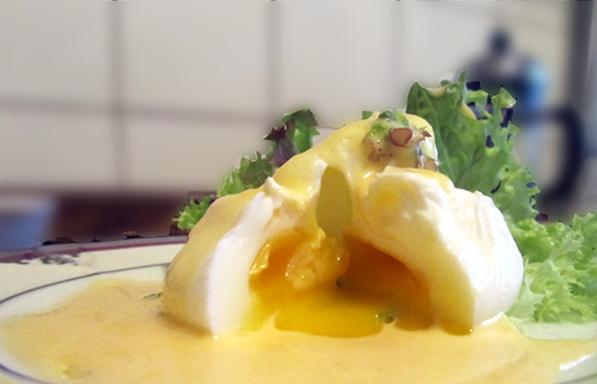 Яйца под соусом - фото шаг 4