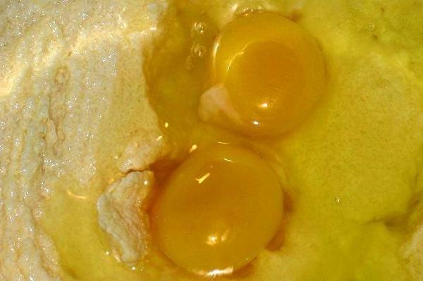 Рецепт Пирог с вареньем смородиновым