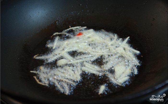 Стир-фрай с овощами - фото шаг 1