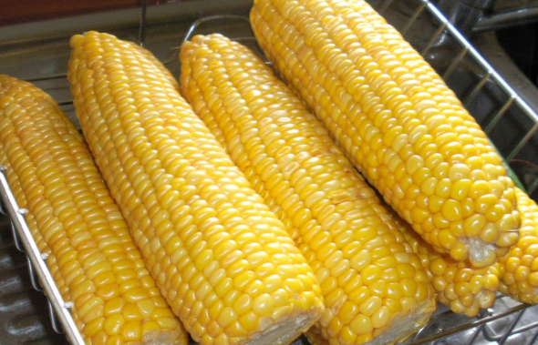 Молодая кукуруза на зиму - фото шаг 4