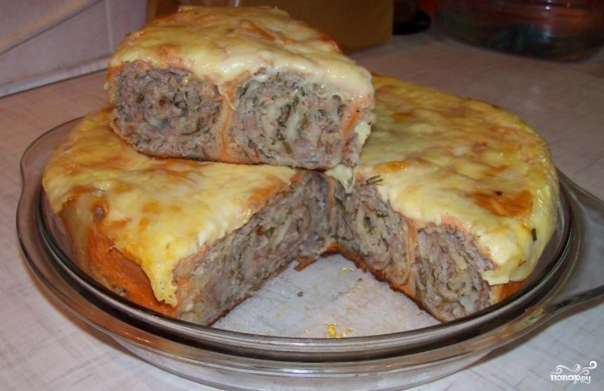 рецепт из лаваша с сыром в мультиварке