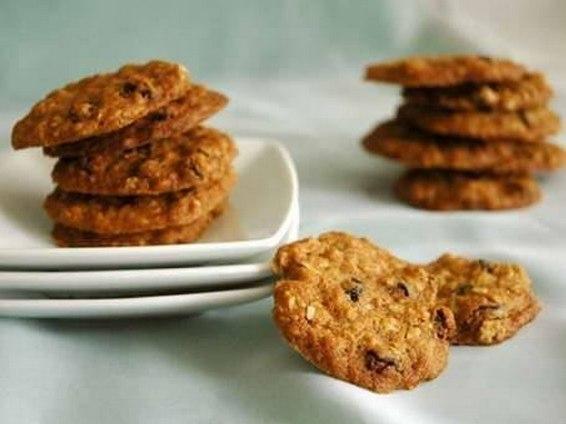 Диетическое овсяное печенье - фото шаг 6