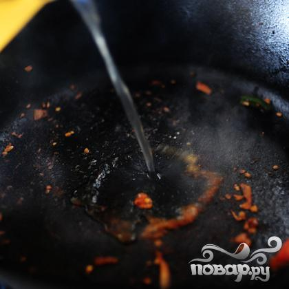 Макароны с курицей и овощами - фото шаг 14