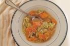 Суп из тыквы с сыром
