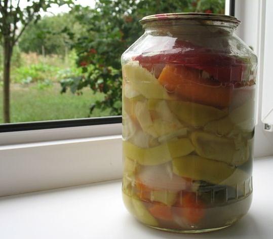 Ассорти из овощей - фото шаг 11