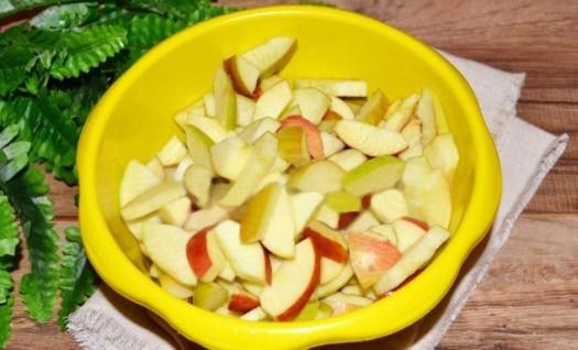 Конфитюр из яблок - фото шаг 1