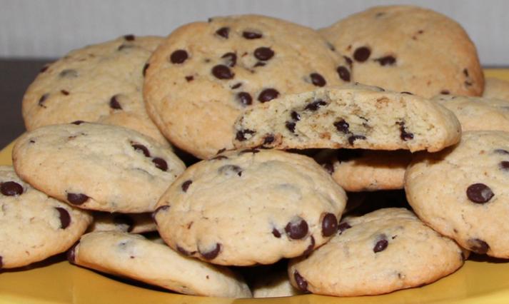 Американское печенье - фото шаг 4